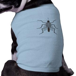 Mosquito Sleeveless Dog Shirt