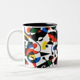mosquito/sulks 2 colors, Nécessitent encore, Frank Two-Tone Coffee Mug