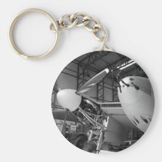 Mosquito...the wooden wonder basic round button key ring
