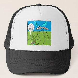 Mosquito Trucker Hat