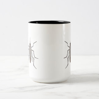 Mosquito Two-Tone Coffee Mug