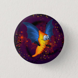 MOSQUITOS 1 ALIEN MONSTER CARTOON  Button small