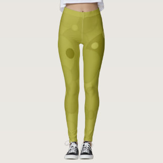 Moss Bubbles Leggings