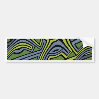 Moss Bumper Sticker