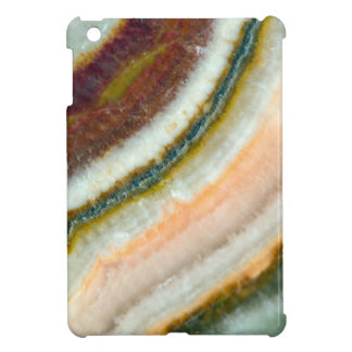 Moss Cafe Quartz Crystal iPad Mini Cover