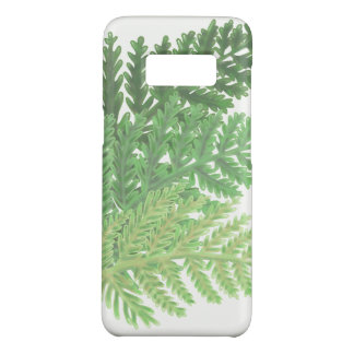 Moss green Ferns Case-Mate Samsung Galaxy S8 Case