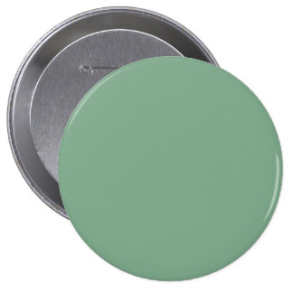 Moss Green in an English Country Garden 10 Cm Round Badge