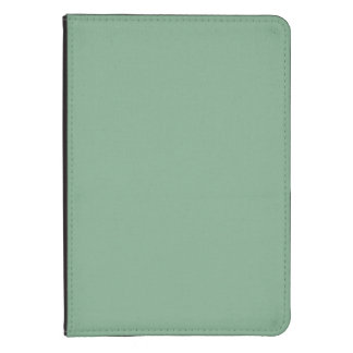 Moss Green in an English Country Garden Kindle Touch Case