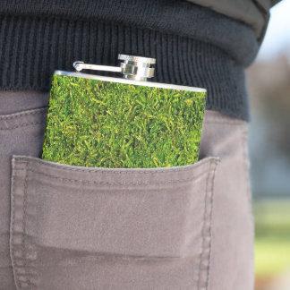 Moss Hip Flask