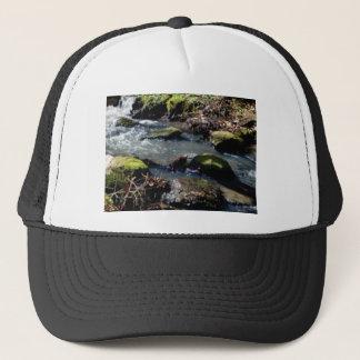 moss in the creek trucker hat