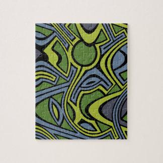 Moss Jigsaw Puzzle