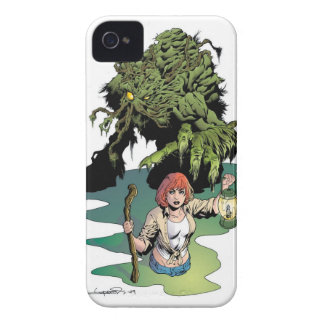 Moss Man iPhone Case