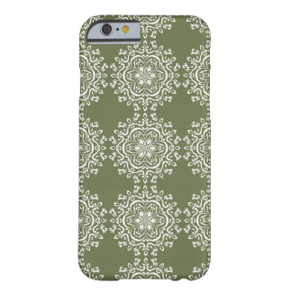 Moss Mandala Barely There iPhone 6 Case
