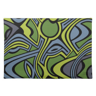 Moss Placemat