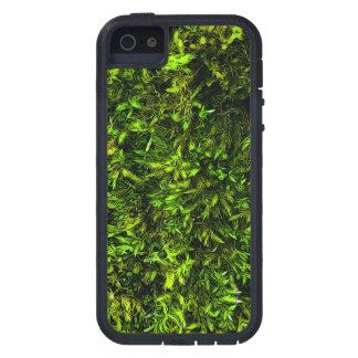 Moss print phone case