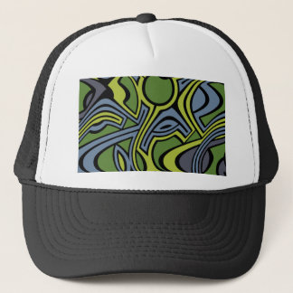 Moss Trucker Hat