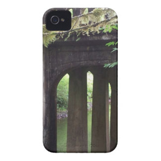 Mossy Bridge over the Sol Duc River Case-Mate iPhone 4 Cases