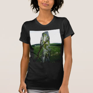 Mossy Fence Post 2 T-shirt