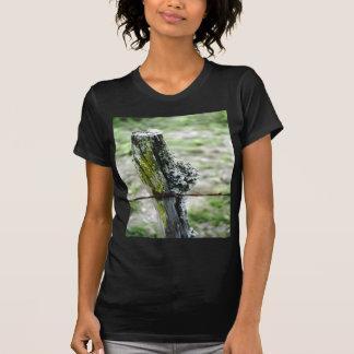Mossy Fence Post Tshirt