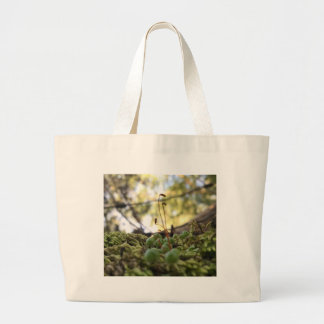 Mossy Grace Large Tote Bag