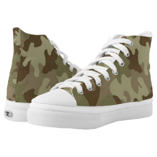 Mossy Oak Camouflage Shoes