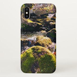 Mossy Rocks Phone Case