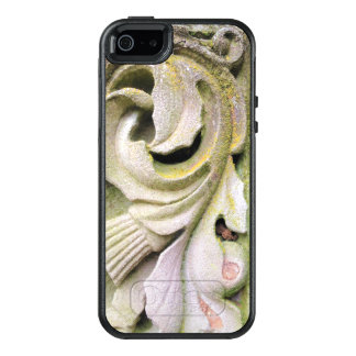 Mossy Stone Leaves OtterBox iPhone 5/5s/SE Case