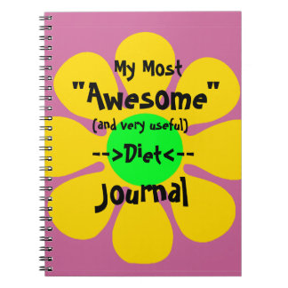 Most Awesome Diet Journal