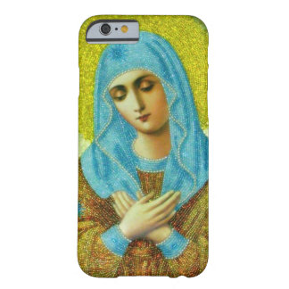 MOST BEAUTIFUL VIRGIN MARY BARELY THERE iPhone 6 CASE