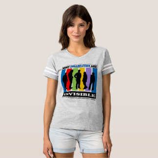 Most Disabilities Are Invisible - FB Shirt