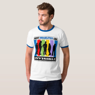 Most Disabilities Are Invisible - Men's Rngr Shirt