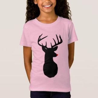 Most Famous Reindeer of All Girls Shirt