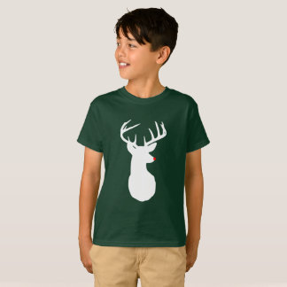 Most Famous Reindeer of All Kids Shirt