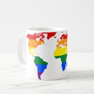 Most gay world flag coffee mug