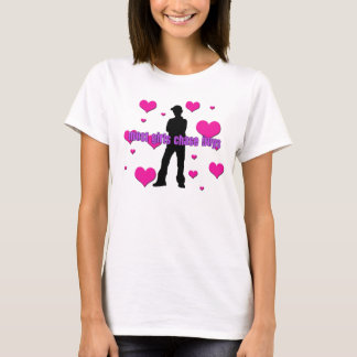 Most Girls Chase Boys... I prefer to pass them! T-Shirt