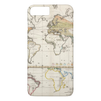 most important cultivated plants spread Districts iPhone 7 Plus Case