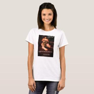 most interesting shitzu T-Shirt