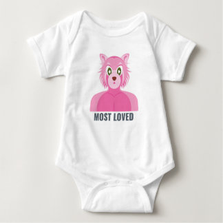 Most Loved Baby Bodysuit