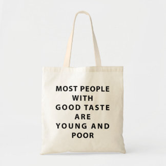 Most People. Bag