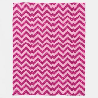 Most Popular Colorful Hot Pink Mermaid Pattern Fleece Blanket