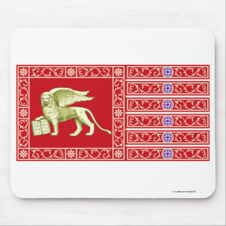 Most Serene Republic of Venice Flag Mousepad