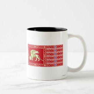 Most Serene Republic of Venice Flag Coffee Mugs