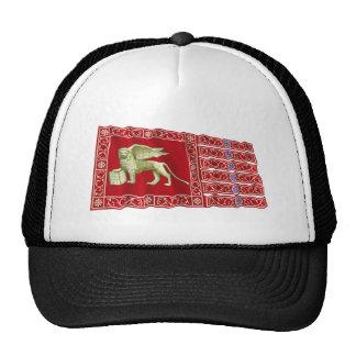 Most Serene Republic of Venice Waving Flag Trucker Hats