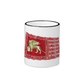 Most Serene Republic of Venice Waving Flag Mugs