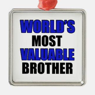 most valuable brother ornament