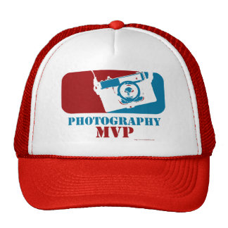 Most Valuable Photographer Cap