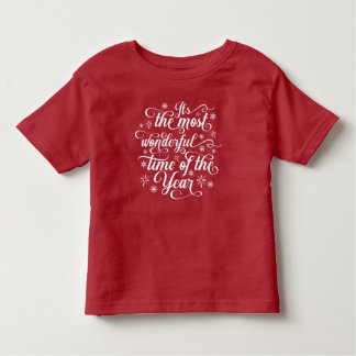 Most Wonderful Time of the Year | Jersey Shirt