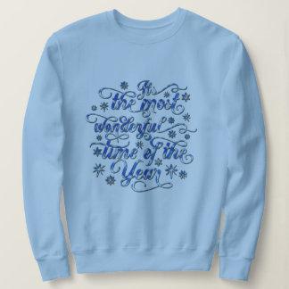 Most Wonderful Time Sweatshirt