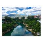 Mostar, Bosnia & Herzegovina Postcard