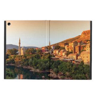 Mostar old city, Bosnia and Herzegovina iPad Air Cover